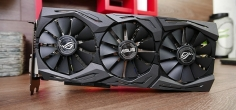 Test: Asus ROG Strix GeForce GTX 1070 Ti