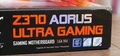 Test: GIGABYTE Z370 AORUS Ultra Gaming (VIDEO)
