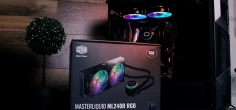 Test: Cooler Master MasterLiquid ML240R RGB (Video)