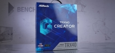 Test: ASRock TRX40 Creator (Video)