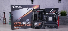 Test: Gigabyte X470 Aorus Gaming 7 WiFi