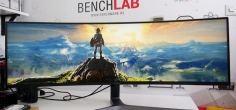 Test: Samsung LC49HG90 32:9 144Hz Freesync 2 (Video)