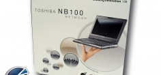 Test: Toshiba NB100