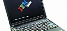 Test: IBM ThinkPad T40