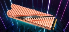 Test: Gigabyte AORUS NVMe Gen4 SSD 1TB (Video)