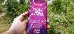 Test: Alcatel Pixi 4 Plus Power