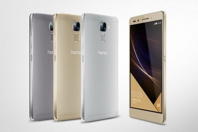 Test: Huawei Honor 7 (video)