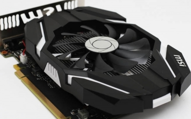 Test: MSI GeForce GTX 1050 Ti 4 GB OC