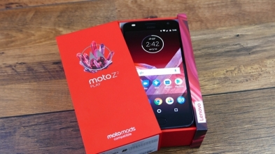 Test: Motorola Moto Z2 Play