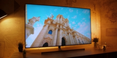 Test: Samsung QE65Q80R QLED TV