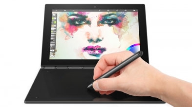 Test: Lenovo Yoga Book (Video)