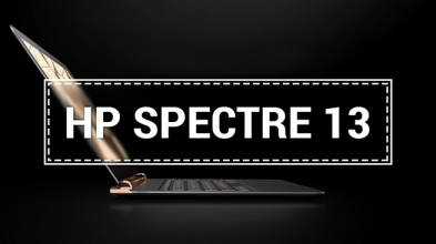 Test: HP Spectre 13 (video)