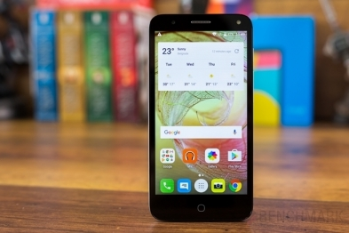 Test: Alcatel Pop 4
