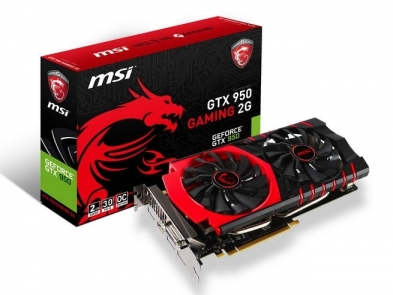 Test: MSI GeForce GTX 950 Gaming 2G