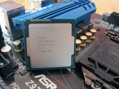 Test: Intel Core i5 4690