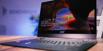 Test: Acer Swift 7 (Video)