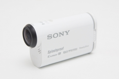 Test: Sony HDR-AS100V action cam