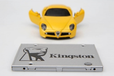 Test: Kingston SSDNow UV400 480 GB