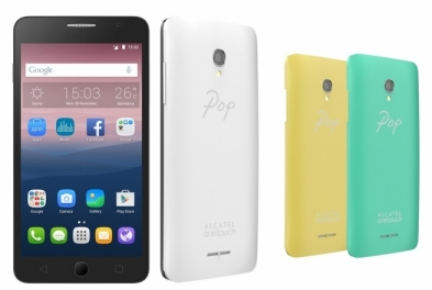 Test: Alcatel Pop Star