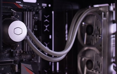 Test: Cooler Master ML360P Silver Edition (Video)