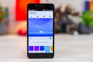 Test: Alcatel A5 LED