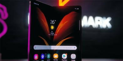 Test: Samsung Galaxy Z Fold 2 5G (Video)