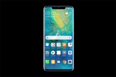 Test: Huawei Mate 20 Pro (Video)