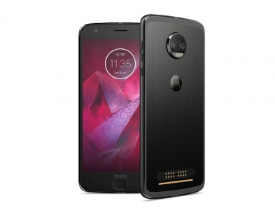 Test: Motorola Moto Z2 Force (Video)
