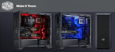 Test: Cooler Master MasterBox 5t