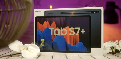Test: Samsung Galaxy Tab S7+ (Video)