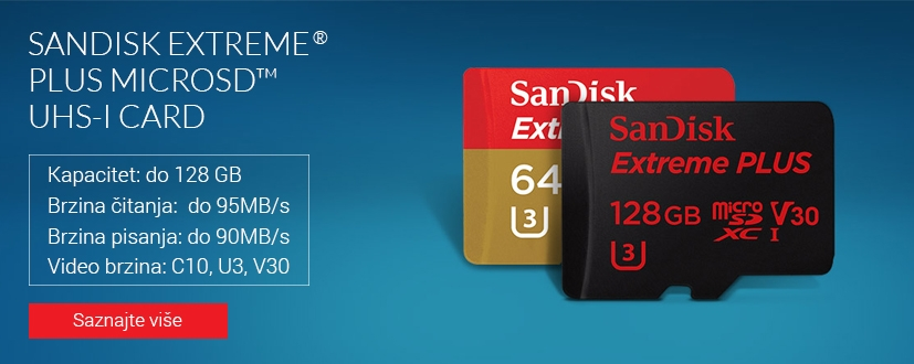 SanDisk Micro SD Extreme PRO 90mb/s