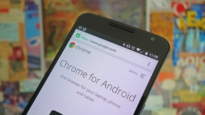 Google objavio Chrome 63 za Android