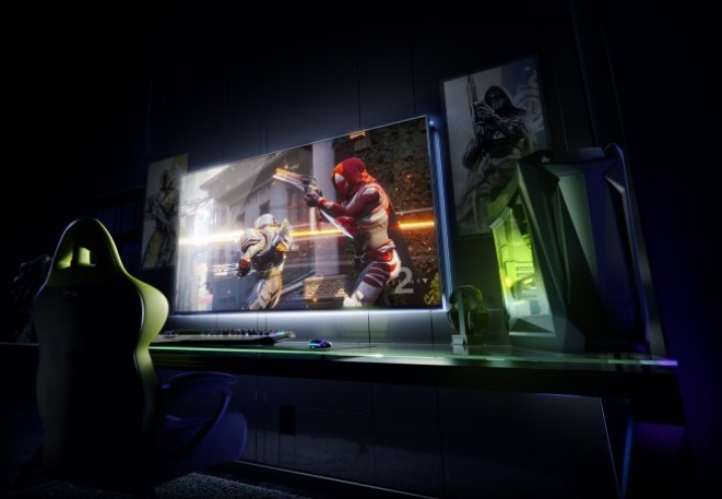 Ove godine stižu 65-inčni Nvidia Big Format Gaming Display-i (video)
