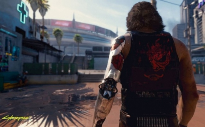 CD Project Red showed the next generation of Cyberpunk 2077 games
