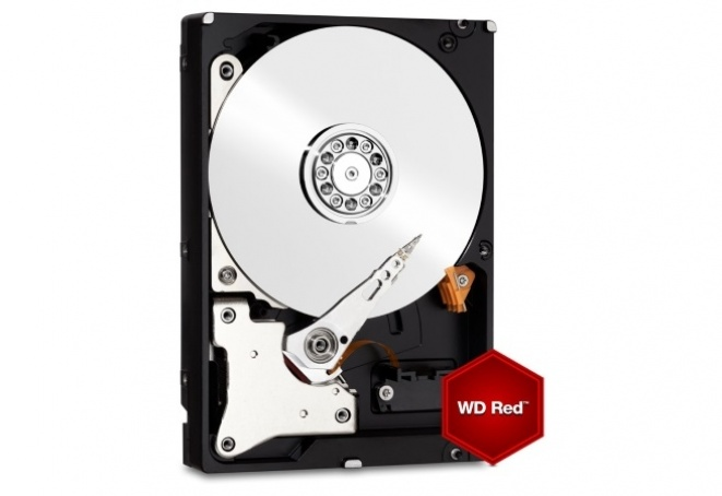 Western Digital predstavio 6TB WD Red HDD