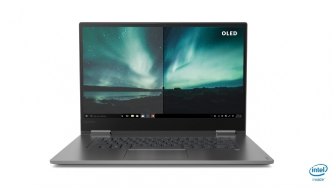 Novi Lenovo Yoga C730 laptop ima 4K AMOLED displej