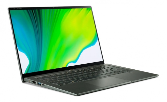 Novi Acer Swift 5 ultrabook koristi Intel Tiger Lake procesore