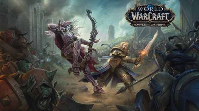 World of Warcraft: Battle for Azeroth stiže u avgustu