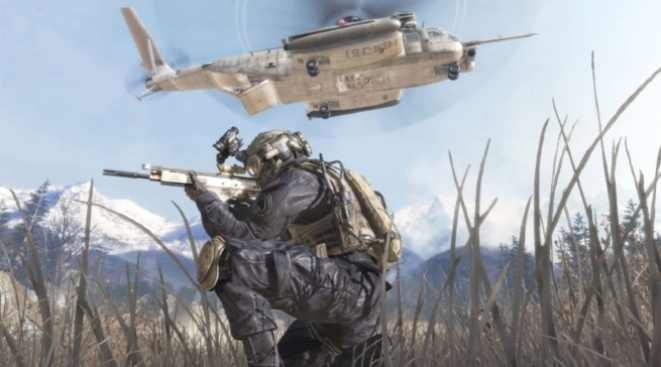 Activision sprema Call of Duty: Modern Warfare 2 Campaign Remastered