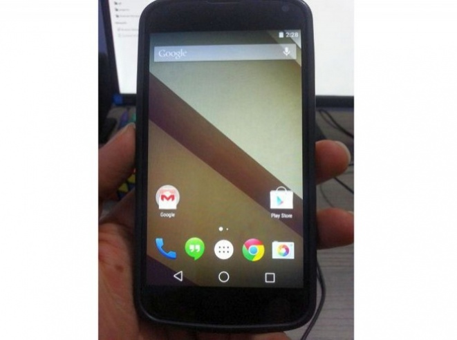 Kako radi Android L na Nexus 4 telefonu? (video)