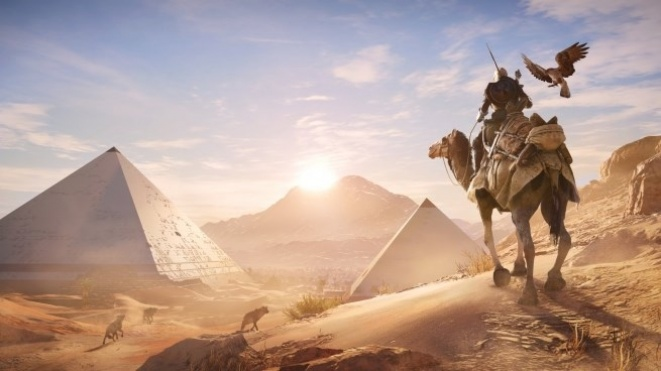 Assassins Creed: Origins dvadesetominutni gejmplej (video)