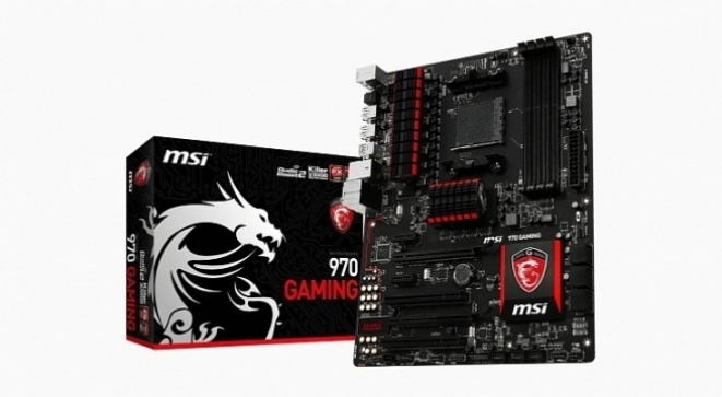MSI donosi 970 Gaming matične ploče za AMD AM3+ socket