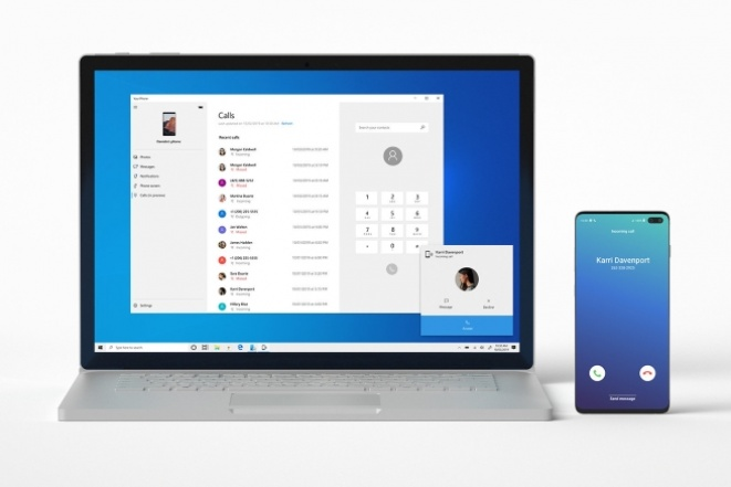 Windows 10 preview omogućava Android pozive na PC-u
