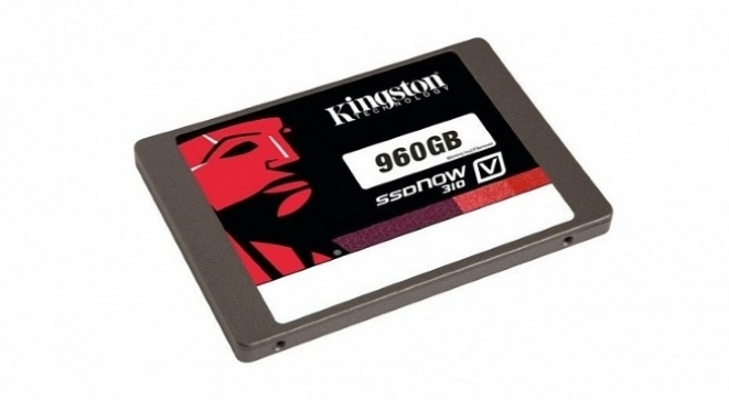 Kingston otkrio V310 SSD, kapaciteta 960GB i brzine 450 MB/s