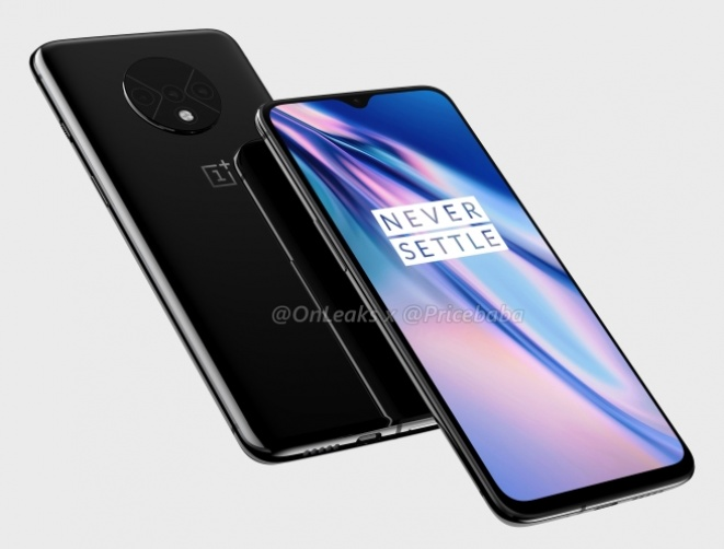 OnePlus 7T na CAD renderima (video)
