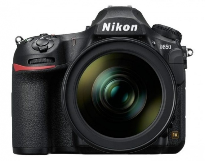 Nikon D850 predstavljen: 45.7MP Full Frame senzor, 4K video