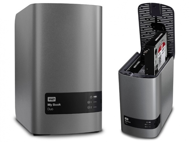 Western Digital predstavio My Book Duo od 12TB