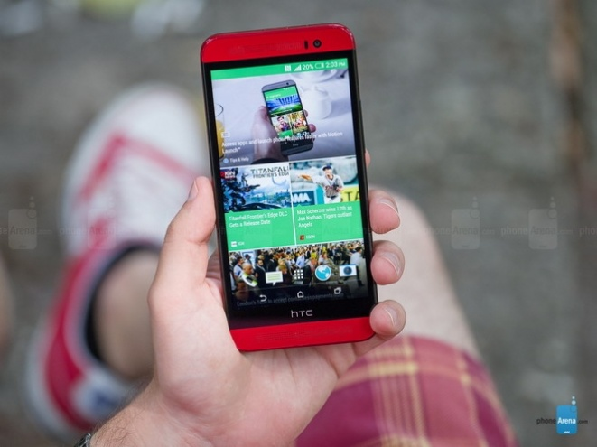 Android 5.0.2 Lollipop počeo da stiže na HTC One E8 i Desire EYE