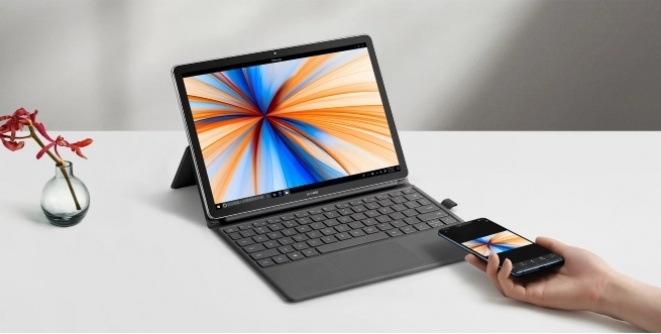 Huawei MateBook E 2019 je povezani PC sa Snapdragon 850 CPU-om Windowsom 10