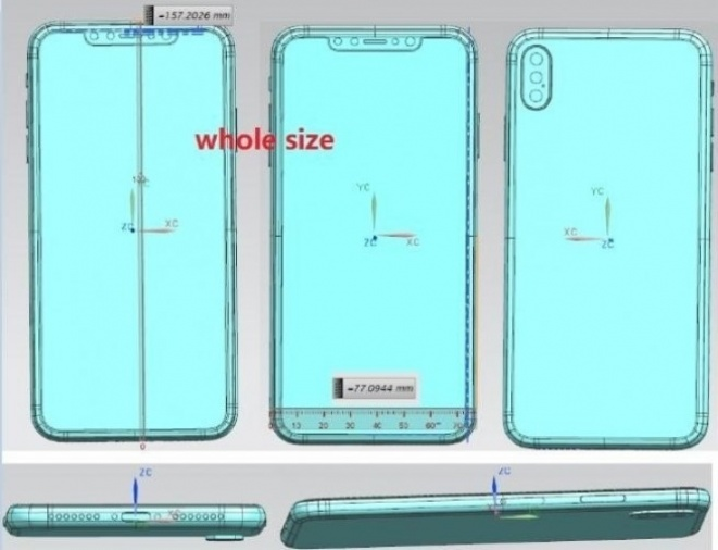 LG Display ipak proizvodi OLED panele za iPhone X Plus